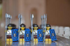 """A Trieste la mostra """"I love LEGO"""""""
