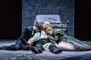 """Franco Branciaroli porta """"Jean Valjean"""" al Piccolo Teatro Strehler"""