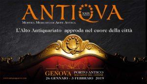 """A Genova la ventinovesima edizione di """"Antiqua"""""""