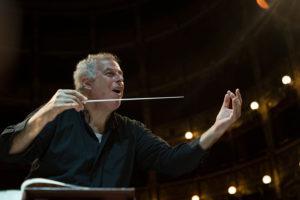 Daniel Oren è il Direttore Musicale dell'Arena di Verona Opera Festival 2019