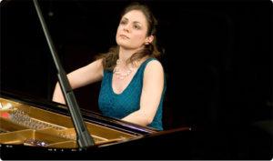 Mariangela Vacatello, recital pianistico al Teatro di San Carlo