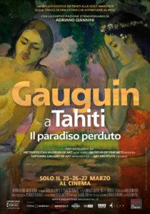 Da Tahiti alle Isole Marchesi: un film su Gauguin