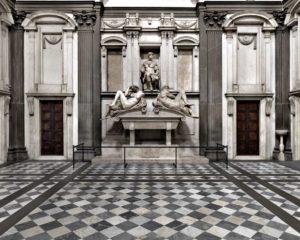 Nuova illuminazione per la Sagrestia di Michelangelo