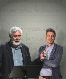 """Francesco Piccolo e Pif raccontano """"Momenti di trascurabile (In)felicità"""""""