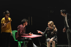 "La Compagnia Pilar Ternera presenta ""Scene di libertà"""