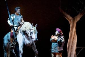 """Alessio Boni porta il suo """"Don Chisciotte"""" al Teatro della Pergola"""