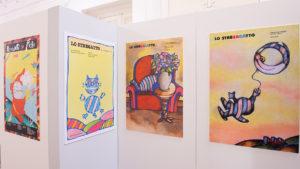"""A Firenze la mostra """"Andrea Rauch. Ai margini del teatro - Manifesti 1980 - 2018"""""""