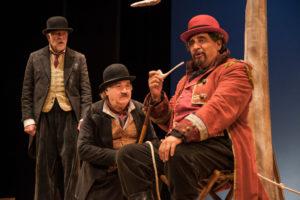 """""""Aspettando Godot"""" in scena al Teatro La Pergola di Firenze"""