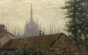 Omaggio ad Angelo Morbelli alla Galleria d'Arte Moderna di Milano
