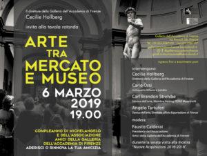 Alla Galleria dell'Accademia si festeggia il compleanno di Michelangelo