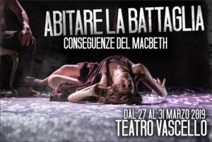 La nascita del male secondo Macbeth al Teatro Vascello di Roma