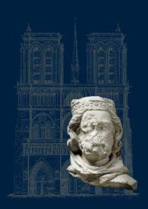 """Le sculture gotiche di """"Notre Dame de Paris"""" in mostra a Palazzo Madama"""