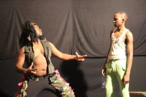 La storia di Martin Ilunga Chishimba al Teatro No'hma