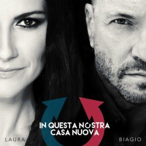 Laura Pausini e Biagio Antonacci duettano insieme in un nuovo singolo