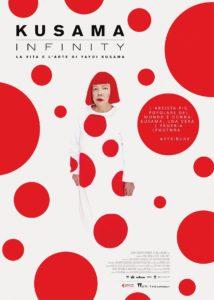 Al cinema il documentario dedicato all'iconica Yayoi Kusama