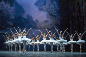 """""""Il lago dei cigni"""" torna ad incantare il Teatro di San Carlo"""