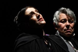 """La storia della letteratura raccontata da """"Ottocento"""" al Teatro Girolamo"""