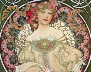 L'Art Nouveau in mostra alla Reggia di Venaria