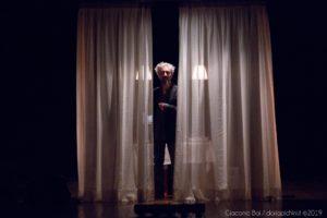 "Ascanio Celestini porta ""Pueblo"" al Teatro Arena del Sole"