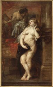 Ercole e Deianira di Rubens in mostra a Torino