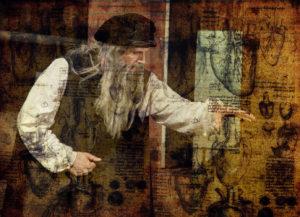 """""""Essere Leonardo da Vinci"""" al Teatro La Pergola di Firenze"""