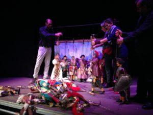 I Figli d'Arte Cuticchio tornano con due proposte al Teatro Gerolamo