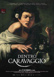 Al cinema viaggio nell'arte e nella vita di Caravaggio