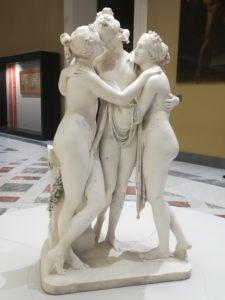 """""""Canova e l'Antico"""" dialogano al MANN di Napoli"""