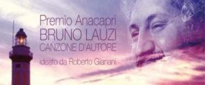 Giordano Sangiorgi presiede la giuria del Premio Anacapri Bruno Lauzi