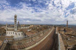 Aperta al pubblico la salita al Facciatone del Duomo di Siena