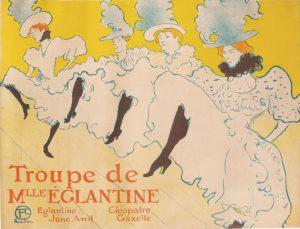 Le opere di Toulouse-Lautrec in mostra a Monza