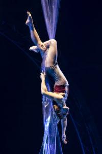 """Al Teatro Olimpico arrivano le sfide acrobatiche di """"Steam"""""""