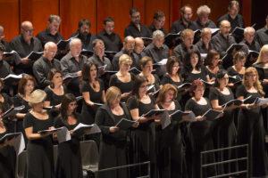 """Gea Garatti Ansini dirige il coro del San Carlo per il """"Requiem"""" di Brahms"""