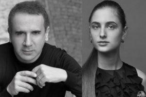 Francesca Bonaita e Roberto Paruzzo al Teatro Gerolamo