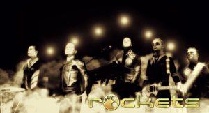 "I Rockets tornano con l'album ""Wonderland"""