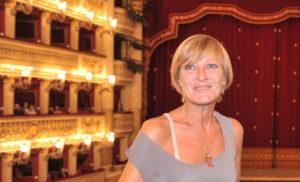 Rosanna Purchia riceve l'onorificenza di Ufficiale dell'Ordine al Merito della Repubblica Italiana