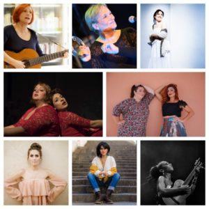 Officina Pasolini dedica tre appuntamenti alla musica declinata al femminile