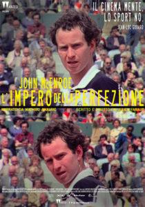 """""""John McEnroe - L'impero della perfezione"""" nelle sale dal 6 maggio con Wanted Cinema"""