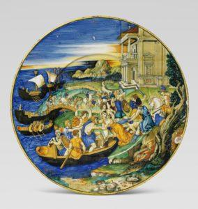 Le splendide maioliche rinascimentali in mostra a Palazzo Madama