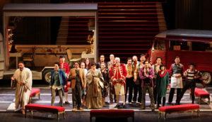 """Al teatro La Scala il gradito ritorno di """"Ariadne aud Naxos"""""""
