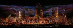 """""""Il Trovatore"""" debutta con lo spettacolare allestimento di Zeffirelli"""