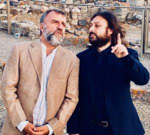 """Ugo Dighero e Christian Lavernier portano in scena """"Platero y yo"""""""