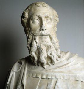 Avviati i lavori per il restauro del San Marco di Donatello al Museo di Orsanmichele