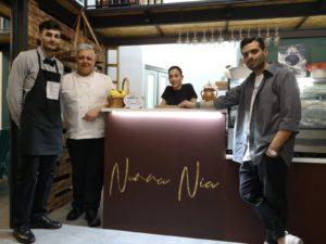 Non solo mooshi: la cucina innovativa del ristorante Nonna Nia