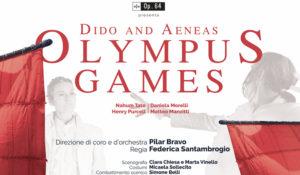 """""""Dido & Aeneas - Olympus Games"""" al Teatro Carcano di Milano"""
