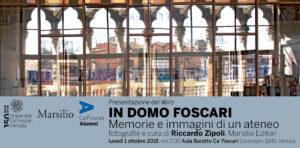 """Riccardo Zipoli vince il Premio Hemingway per il suo """"In Domo Foscari"""""""