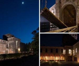 Aperture serali per il suggestivo Castello di Padernello