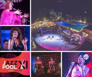 """Alle Terme Preistoriche di Montegrotto la rassegna """"Jazz By The Pool"""""""