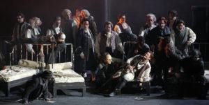 """L'ultima rappresentazione de """"I masnadieri"""" e il debutto del Teatro alla Scala in Finlandia"""
