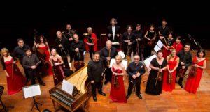 L'Accademia barocca di Santa Cecilia approda al Ravello Festival